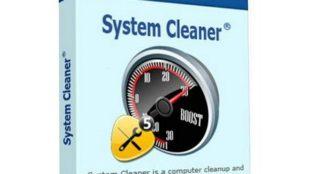 System Cleaner logo