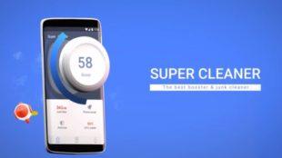 super cleaner logo